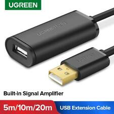 Ugreen Usb 2.0 3.0 Type A Male To Female Extension Cable 15ft 30ft 5m 10m Usb 2