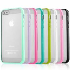 New Hard Frosted Back Case Cover for Apple iPhone 4 4s 5 5s SE 5C 6 6S PLUS