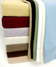 100% Egyptian Cotton 1500 Thread Count Sheets - Full Size Sheet Set