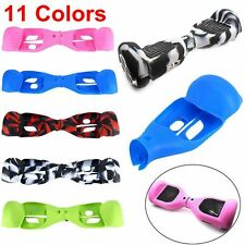 "Silicone Protector Case Cover 6.5"" Smart Self Balancing Scooter Hoverboard Shell"