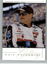 2004 Press Pass Dale Earnhardt Gallery Nascar Racing Trading Card Pick From List