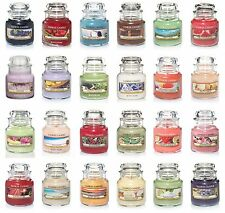 NEW! YANKEE CANDLE - Small Jars 3.7oz - YOU CHOOSE SCENT