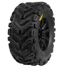 2 NEW-25x11-10 BKT Wing W207 ATV C/6 Ply BSW Tires