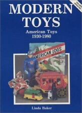 Modern Toys 1930-1980 guide and ID Fisher Price Marx Mattel
