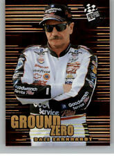 2001 Press Pass Ground Zero Nascar Racing Cards Pick From List