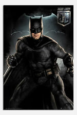 Justice League Batman Solo Poster New - Maxi Size 36 x 24 Inch