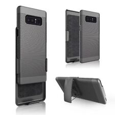 Shockproof Case Holster Kickstand Cover Belt Clip For Samsung Galaxy Note 8/S8 7
