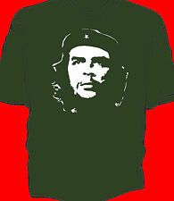 Che Guevara Retro Revolution Political Mens T Shirt