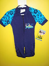 Radicool Rash Guard SPF Swimwear Hawaiian UPF Wetsuit - Size 6-12 12-24 MO 1 2