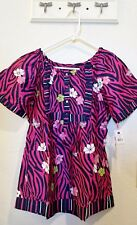 Koi Bella Nairobi Scrub Top NEW NWT Small or Medium or 3XL
