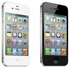 "Apple iPhone 4S 32GB ""Factory Unlocked GSM"" (AT&T T-Mobile) - Black / White LTE"