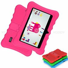 7'' Android 4.4 Tablet PC Quad Core 8GB Dual Cam Kids Children Gifts XGODY T702