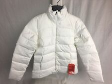 NEW THE NORTH FACE NUPTSE DOWN JACKET WHITE INSULATED 700 FILL DWR S-XL