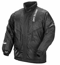 Arctic Cat Men's Iron Dog Snowmobile Coat - Black / Gray - 5250-05_