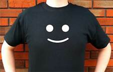 SMILEY FACE SMILING SMILE GRAPHIC T-SHIRT TEE FUNNY CUTE