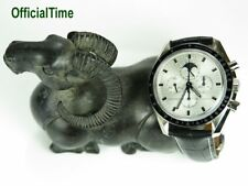 OT 20/18mm Top Grade Calf Leather with Alligator Grain Strap fits OMEGA watch