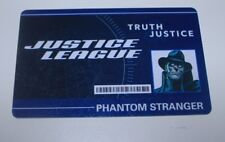 Phantom Stranger ID Card DCID-001 DC Heroclix Convention Exclusive