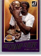 2017-18 Donruss The Champ is Here Basketball Cards Pick From List