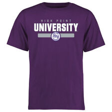 High Point Panthers Fanatics Branded Team Strong  T-Shirt - Purple
