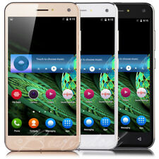 """New 5"""" Unlocked Mobile Phone Android WIFI Quad Core Dual SIM 3G Smartphone"""