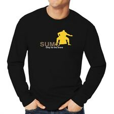 Sumo Only for the brave Long Sleeve T-Shirt