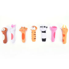Dog Cat Puppy Pet Squeaker Toy Chew Sound Squeaky Play Fetch Training Toy TO