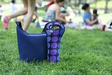 BUILT NY Neoprene Wine and Water Bottle Carrying Tote - Assorted Colors - BEST!