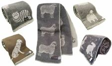 High Quality - Soft Wool Blanket - Sheep, Dog, Cat or Hare designs by JJ Textile