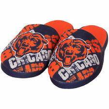 Chicago Bears Forever Collectibles Men's Digital Print Slippers