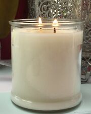 TRIPLE SCENTED SOY JAR CANDLES 325G 60HR/CHOOSE FRAGRANCE/HOME DECOR AROMA GIFT