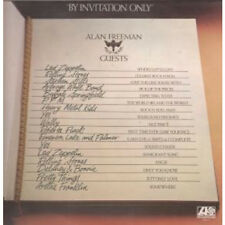 BY INVITATION ONLY Various DOUBLE LP VINYL UK Atlantic 1976 17 Track Alan
