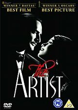 NEW SEALED = THE ARTIST stars JEAN DUJARDIN = WINNER OF 5 OSCARS = CERT PG