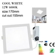 B-RIGHT CEILING PANEL LED LIGHT RECESSED FLAT DOWNLIGHTS FIXTURES SLIM LAMP BULB
