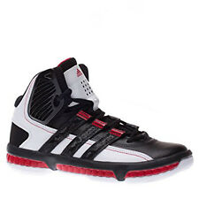 Adidas Adipure Misterfly Hi-Top Basketball Kids Boys Trainers Boots UK 6.5
