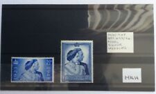GB: 1948 Royal Silver Wedding Commemorative Stamps MNH