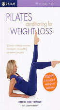 Pilates Conditioning for Weight Loss, Deluxe, Suzanne Deason, Fitness, Excercise
