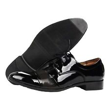 Italian Faux Leather Dress Party Office Formal Brand New Shoes AU 5.5-9.5