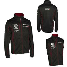 NISSAN MOTORSPORT MENS RACING SOFTSHELL JACKET V8 SUPERCARS