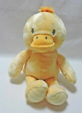 "Little Miracles Duck Chick Plush Yellow 13"" Soft Stuffed Animal Toy Costco"