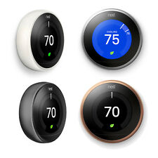 Nest 3rd Generation Programmable Wi-Fi Smart Learning Thermostat