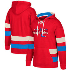 Washington Capitals CCM Jersey Pullover Hoodie - Red