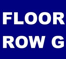 Panic! At The Disco tickets Dallas American Airlines Center 8/4 ***FLOOR 14!***