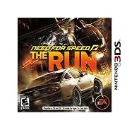 Need for Speed: The Run (Nintendo 3DS, 2011) Complete
