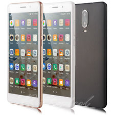 """5.5"""" Luxury Unlocked Android 5.1 Dual SIM 4Core Smartphone 3G GSM GPS Cell Phone"""