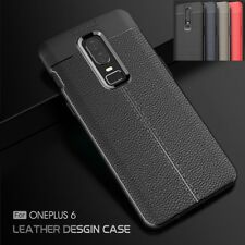For OnePlus 6 5 Shockproof Protective Matte Rubber Slim Thin Soft TPU Case Cover