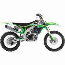 Factory Effex EVO 11 Series Shroud/Airbox Graphic Kit - KAWI KLX 110 2003 -