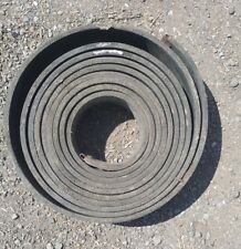 Flat Drive Belt Stationary Engine Saw Bench tractor pulley 22ft x 4