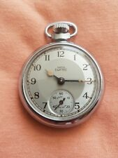 Smith's Empire Pocket Watch in working order.