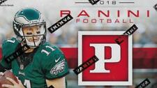 2018 Panini NFL Football Trading Cards Pick From List 1-200