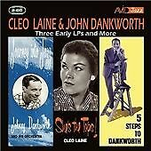 Cleo Laine And Johnny Dankworth Three Early Lps and More
